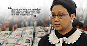 Menteri Luar Negeri Retno LP Marsudi. (ilustrasi/aktual.com)