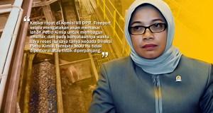 Anggota Komisi VII DPR RI dari Fraksi Golkar, Eni Maulani Saragih. (ilustrasi/aktual.com)