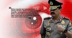 Komjen Pol Budi Gunawan. (ilustrasi/aktual.com)