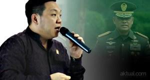 Charles Honoris - seruan Panglima TNI yang tidak akan mentolerir gerakan yang ingin memecah belah bangsa melalui politisasi SARA. (ilustrasi/aktual.com)