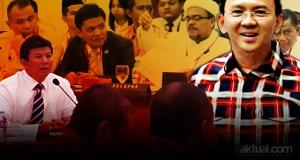Ahok ditetapkan sebagai tersangka dalam kasus penistaan agama. (ilustrasi/aktual.com)
