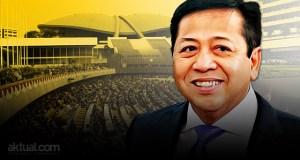 Kembalinya Setya Novanto diposisi ketua DPR RI. (ilustrasi/aktual.com)