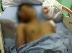 Muhammad Harun Rasyid (salah satu remaja yang jadi korban penembakan polisi saat aksi massa 21-22 Mei)