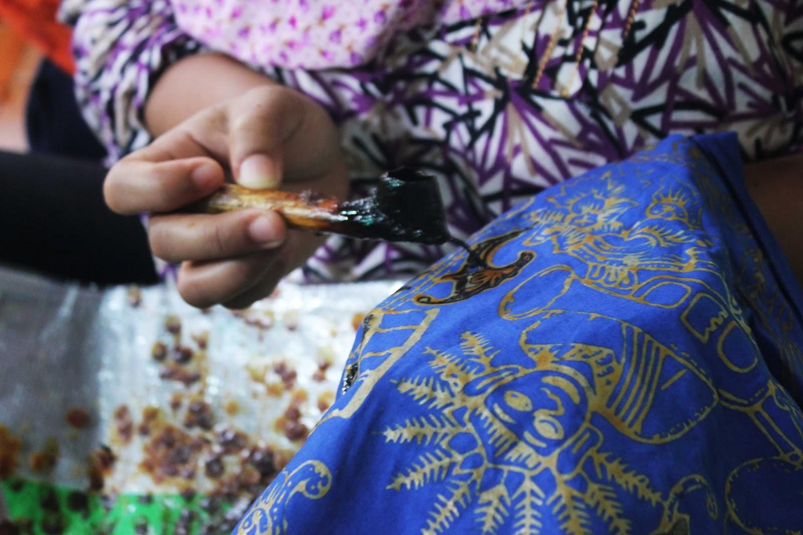 Koleksi Gambar Batik Motif