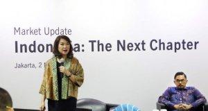 Kepala Ekonom dan Strategi Investasi Manulife Aset Manajemen Indonesia Katarina Setiawan. (Dokumentasi Manulife)