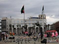 alun-alun tripoli, libya