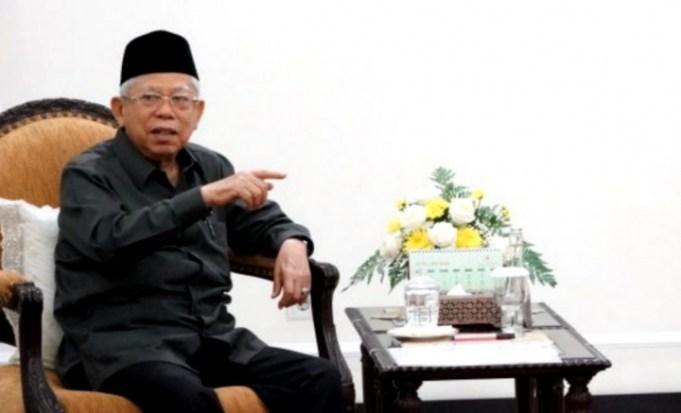 Wakil Presiden RI Ma'ruf Amin (Foto: waoresri.go.id)