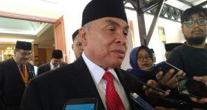 Gubernur Kalimantan Timur Isran Noor