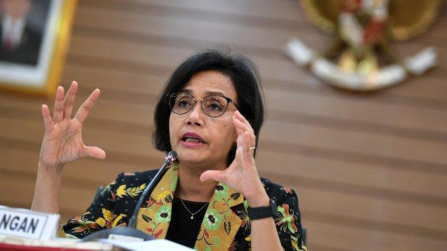 Menkue, Sri Mulyani Indrawati