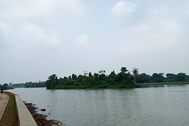 Situ Citata, Cibinong, Kabupaten Bogor. ANTARA/Aji Cakti