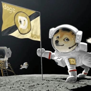 Dogecoin by Elon Musk