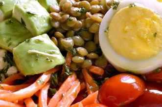 salata de proteine