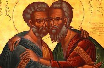 stintii apostoli petru si pavel