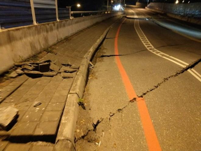 cutremur taiwan sosea