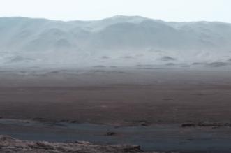 panorama Marte