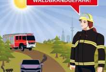 Photo of Waldbrandgefahr: Höchste Gefahrenstufe droht am Wochenende