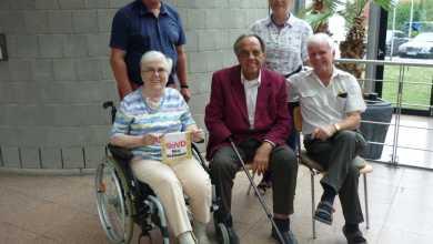 Photo of Ehrung im SoVD Neu Wulmstorf für 70 Jahre Mitgliedschaft