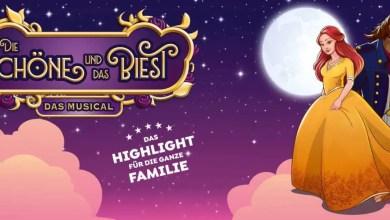 """Photo of Familien-Musical """"Die Schöne und das Biest"""""""