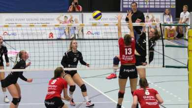 Photo of Volleyball-Team Hamburg verliert gegen den Vizemeister