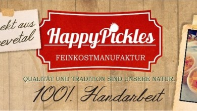 Photo of Feinkost vom Wochenmarkt – Happy Pickles