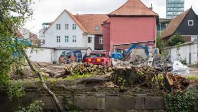 Photo of Erneut Weltkriegsbombe in Harburg gefunden