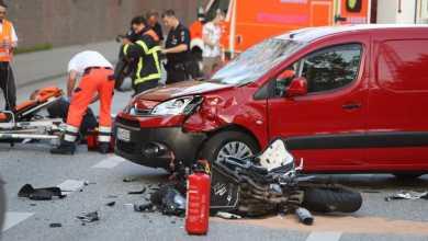 Photo of PKW-Fahrer übersieht Motorrad und verursacht schweren Unfall