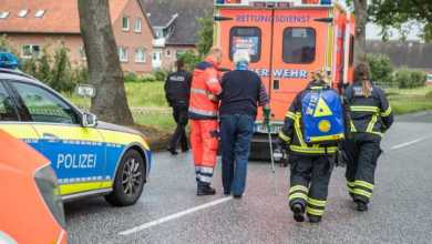 Photo of Unfall sorgte für Vollsperrung in Neuenfelde