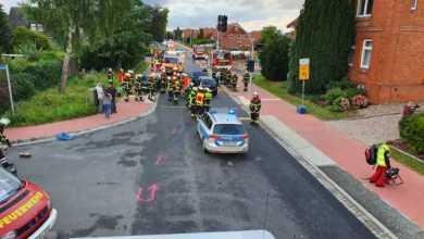 Photo of 19-jährige Schwerverletzte nach Unfall in Jork