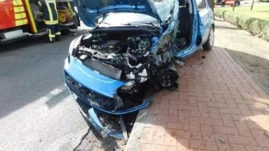 Photo of 19-Jähriger bei Verkehrsunfall in Ahlerstedt verletzt
