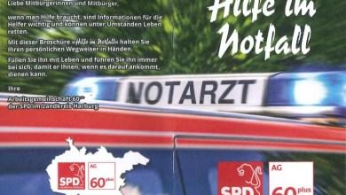 "Photo of SPD bringt Broschüre ""Hilfe im Notfall"" heraus"