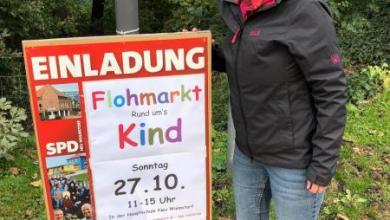 """Photo of Flohmarkt """"Rund ums Kind"""" mit der Aktion """"SPD Flohmarkt hilft"""""""