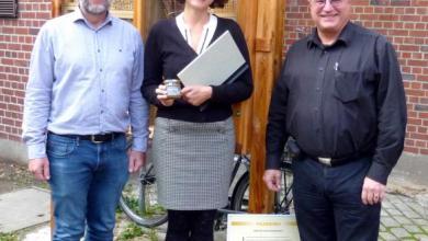 Photo of Drittes Bienenhotel im Bezirk Harburg eingeweiht
