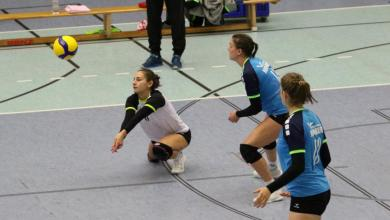 Photo of Volleyball-Team Hamburg zu Gast beim BBSC Berlin 2