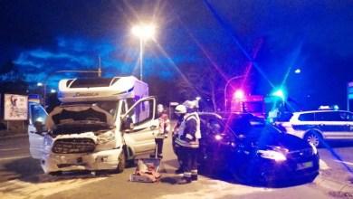 Photo of Zwei Verletzte bei Zusammenstoß in Buxtehude