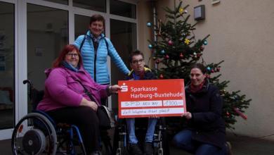 Photo of SPD Ortsverein Neu Wulmstorf übergibt Flohmarkt-Spende über 1.300 Euro an LeA