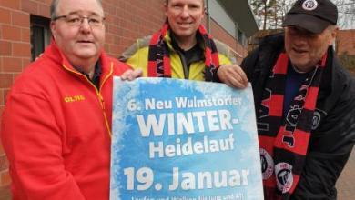 Photo of Der 6. WINTER-Heidelauf der DLRG und SPD  wird mit dem TVV Schnuppertag komplettiert