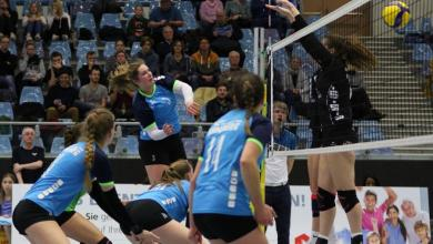 Photo of Volleyball-Team Hamburg verliert gegen VSV Havel Oranienburg