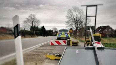 Photo of Sturmtief Sabine sorgt für viel Arbeit von Polizei und Feuerwehr