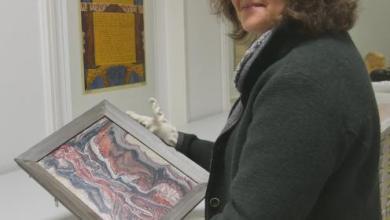 Photo of Restaurierungssprechstunde im Schaumagazin der Kunststätte Bossard