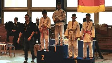 Photo of Judo-Nachwuchs beim Turnier in Buxtehude
