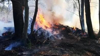 Photo of Brennende Heuballen gefährden landwirtschaftlichen Betrieb