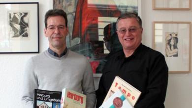 Photo of Neues Projekt sucht unentdeckte Publikationen aus und über Harburg: Die Har-Bücherei