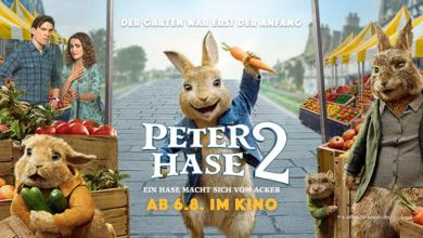 Photo of Peter Hase 2 – Ein Hase macht sich vom Acker