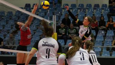 Photo of Volleyball-Team Hamburg feiert Tie-Break Sieg gegen Tempelhof-Mariendorf