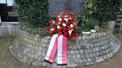 Photo of Sozialdemokraten erinnern an Befreiung der Opfer des Außenlager Neugraben