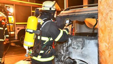 Photo of Polizei ermittelt nach Brandstiftung in Hausbruch
