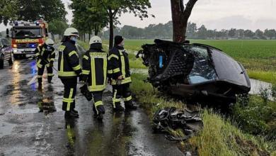 Photo of 19-jähriger Autofahrer bei Unfall zwischen Ahrensmoor und Ahlerstedt verletzt