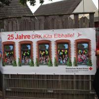 DRK-Kita Elbhalle in Finkenwerder hat die 25 voll