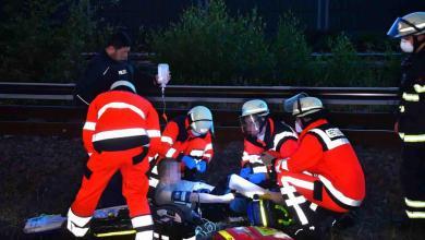 Photo of Schwer verletzt nach Abkürzung über die Gleise
