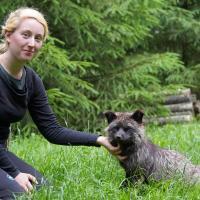 Schlauer Fuchs mit großem Herz im Wildpark Schwarze Berge